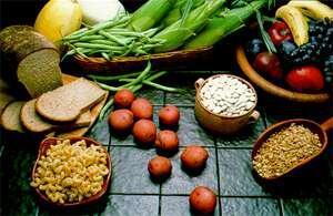 Alimentos y fibra